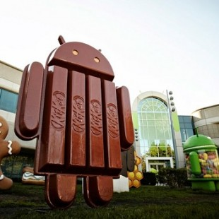 Android Kit Kat (4.4) Immersive Mode