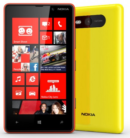 Nokia Lumia 820 - Windows Phone 8