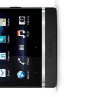 Xperia S – Prvi Sony smart telefon