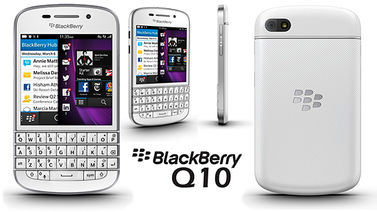 BlackBerry Q10 beli