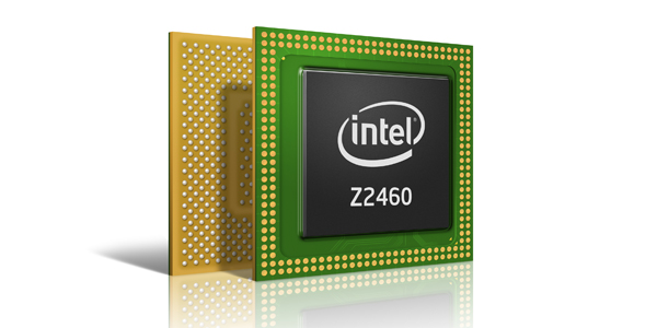 Mobile CPU Intel Z2460