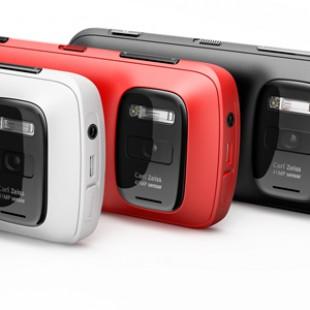 Nokia PureView 808 kamera od 41mpx