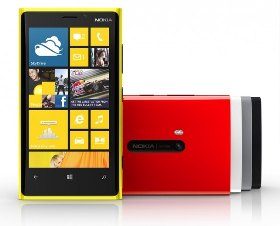 Nokia Lumia 920 - Windows Phone 8