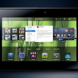 Blackberry Playbook 2.0