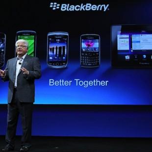 Samsung kupuje RIM (Blackberry)?