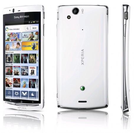 Sony Ericsson Xperia Arc S recenzija