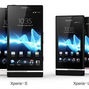 Novi Sony Xperia P i U telefoni