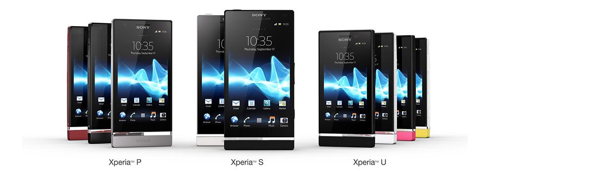 Sony Xperia NXT