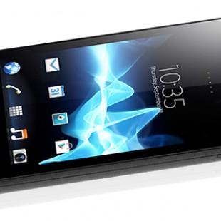 Sony Xperia miro test