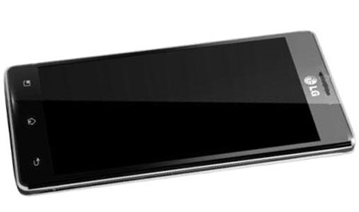 LG X3 ICS Naslovna
