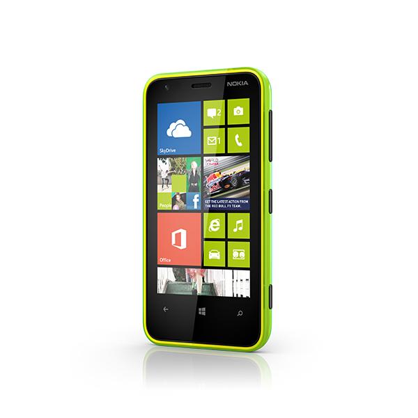 Nokia Lumia 620 - limun zelena