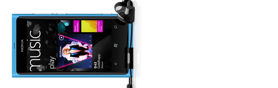 Nokia Lumia 900 Ace
