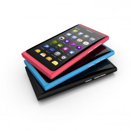 Nokia N9 boje