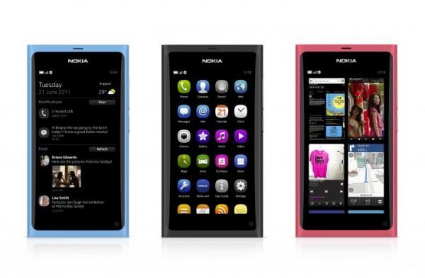 Nokia N9 - softver